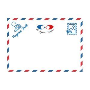 Verso carte cadeau Le Regard Français