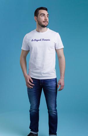precommande tee shirt homme le regard francais 3