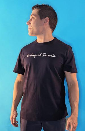 tee shirt confectionné en france le regard français