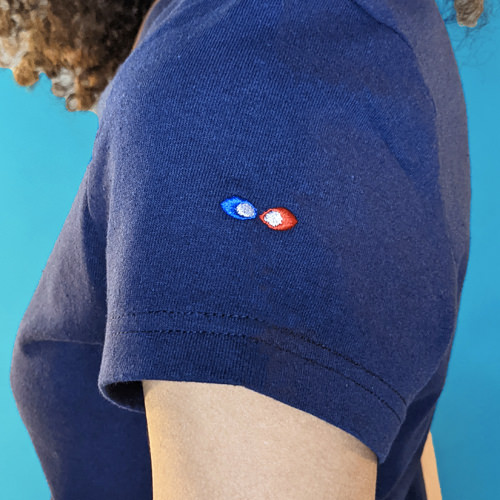 tee shirt fabriqué en france femme