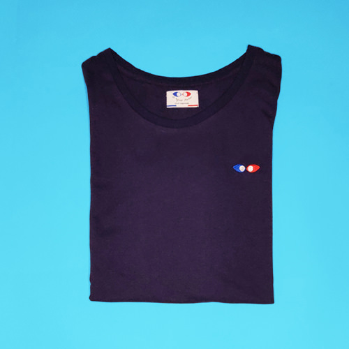 tee shirt fabriqué en france homme logo